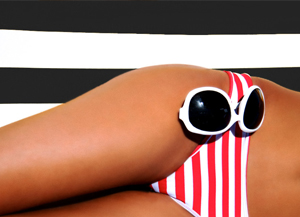 Get Your Tan On: Branding & Website Design