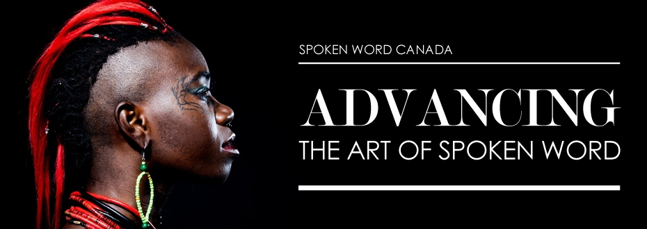 Spoken Word Canada: Website Design & Photo Editing